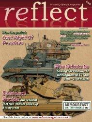Seasonal Win tickets to - Reflect Magazine