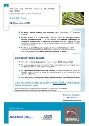 Programme - Atec/ITS France