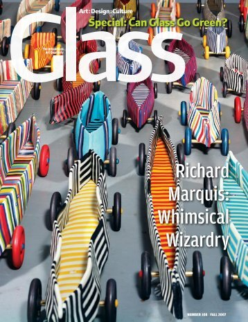 Richard Marquis: Whimsical Wizardry - Bullseye Gallery