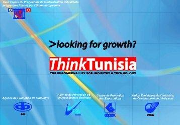 Titre de la présentation - Tunisie industrie