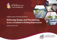 Delivering design and Placemaking - Rhondda Cynon Taf
