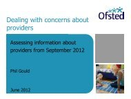 3. Dealing with Concerns LA briefings - shareIT