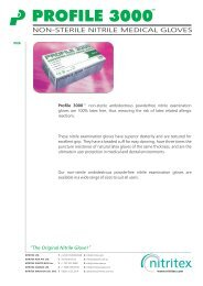 Profile 3000 PNA Product Data Sheet PDS4.cdr - AM Instruments