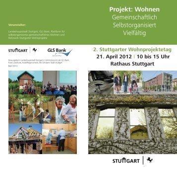 Projekt: Wohnen Gemeinschaftlich ... - Treffpunkt Senior