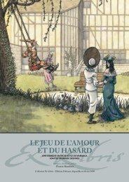 LE JEU DE L'AMOUR ET DU HASARD - Delcourt