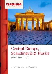Central Europe, Scandinavia & Russia - Global Journeys