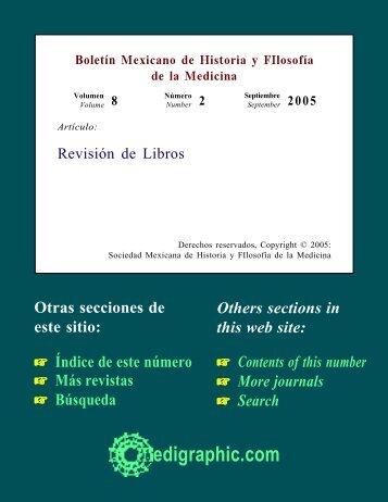 Revisión de Libros - edigraphic.com