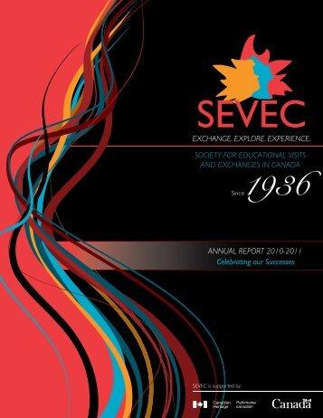 Annual Report 2010-11 - sevec