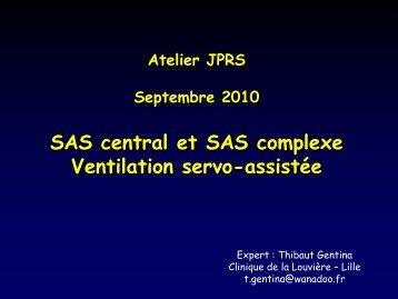SAS Complexe - JPRS