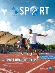 Sport braucht räume - LSB NRW