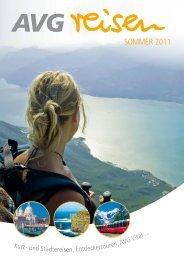 SOMMER 2011 - tst touristik service team
