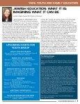 hIghlIghts - Congregation Beth El - Page 5