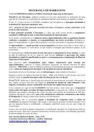 Segurança Barragens.pdf - Moodle USP do Stoa