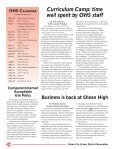 September - October 2005 - Olean City School District - Page 2