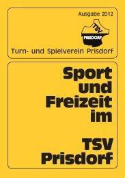 Sport und Freizeit im TSV Prisdorf