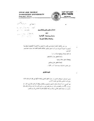 جامعة روستوكوجامعة دمشق
