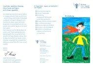 Einladung zum Jahresfest 2010 - St. Gregor Jugendhilfe