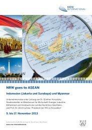 NRW goes to ASEAN - Deutsch-Indonesische Industrie- und ...