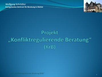Zur Präsentation... - Wolfgang Schrödter