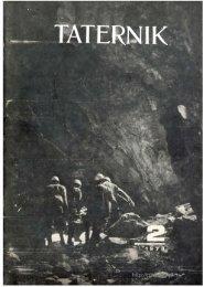 Taternik 2 1979 - Polski Związek Alpinizmu