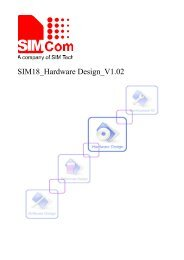 SIM18_Hardware Design_V1.02 - Google Code