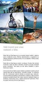 Ako si zaistíte kartu Zell am See-Kaprun? - CKPK - Page 2