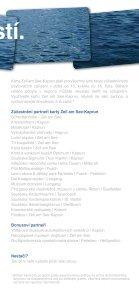 Ako si zaistíte kartu Zell am See-Kaprun? - CKPK - Page 5