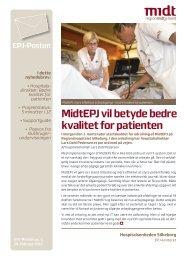 MidtEPJ vil betyde bedre kvalitet for patienten - Region Midtjylland