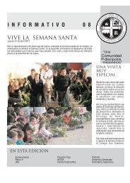 I N F O R M A T I V O 0 8 - Colegio San Benito