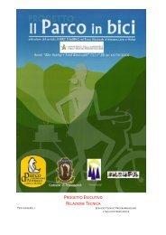 progetto esecutivo relazione tecnica - Parco Nazionale d'Abruzzo ...