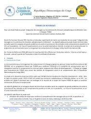 République Démocratique du Congo - mediacongo.net