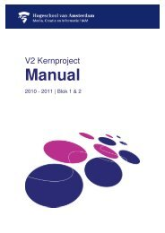 Manual - Intranet