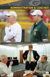 Administration & coaches - NFL.com