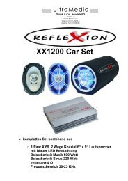 XX1200 Car Set