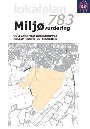 Miljøvurdering - Velkommen til Århus Kommune