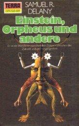 samuel r. delany einstein, orpheus und andere