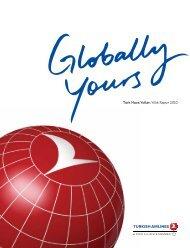 Türk Hava Yolları Yıllık Rapor 2010 - Turkish Airlines