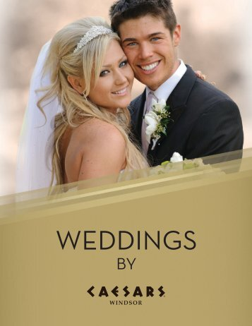 WeddinGs - Caesars Windsor
