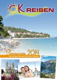 Blättern Sie hier online in unserem Katalog - Ok-Reisen