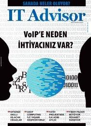 VoIP'E NEDEN İHTİYACINIZ VAR? - IT Advisor