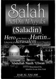 Salah Ad-Din Al-Ayyubi - World Of Islam Portal