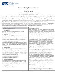NIH Form 829 Parts 1 and 2 - NIH Division of International Services ...
