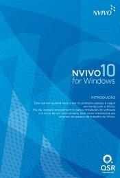 NVivo 10 - QSR International