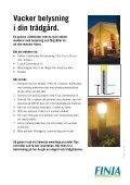 Vacker belysning i din trädgård. - Finja - Page 2
