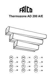 Thermozone AD 200 A/E - tormax danmark a/s
