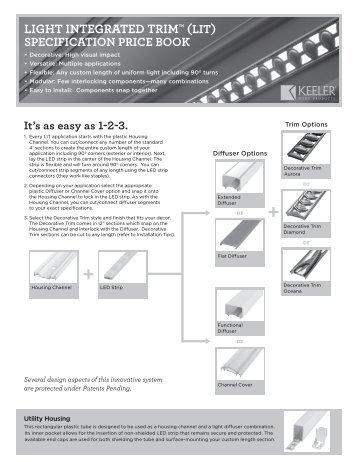 Light integrated trimtm (Lit)