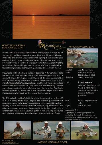 download pdf - Mavungana Flyfishing