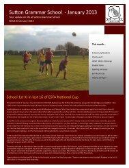 Publication2 (Read-Only) - Sutton Grammar School