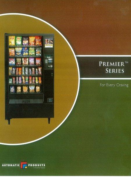 Download Brochure - Vendwest Vending Machines