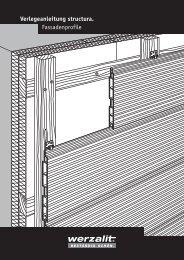 Montageanleitung Structura